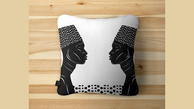 This cushion from the Sibahle range will be rolled out in the New Year