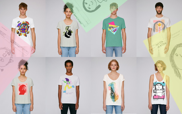 Our new T-shirt collection is out!