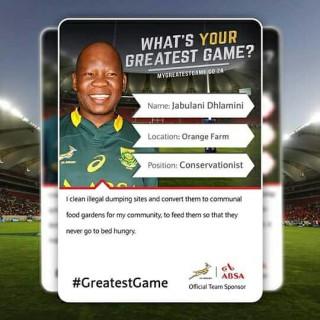 Jabulani Dlamini