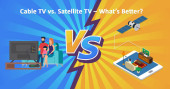 Cable TV vs Satellite TV