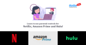 Guide to Parental Control on Netflix, Amazon Prime, and Hulu