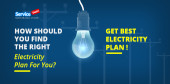 How Should You Find the Right Electricity Plan for You?