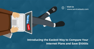 Compare  Your Internet Plans - Save $1000s