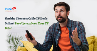 Cheapest Cable TV Deals Online