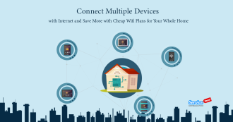 Connect Multiple Devices with Cheap Wifi Plans for Your Whole Home