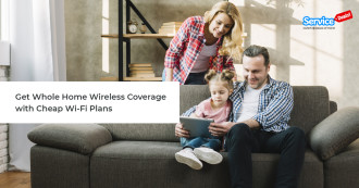 Whole Home Wireless Coverage with Cheap Wifi Plans