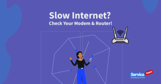 Slow Internet? Check Your Modem & Router!
