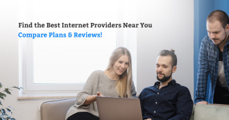 Find the Best Internet Providers Near You - Compare Plans & Reviews!