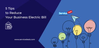 5 Tips to Reduce Your Business Electric Bill