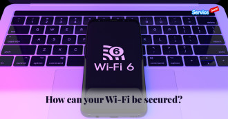 How can your Wi-Fi be secured?