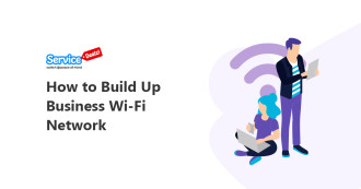 How to Build Up Business Wi-Fi Network
