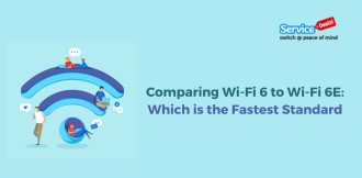 Comparing Wi-Fi 6 to Wi-Fi 6E: Which is the Fastest Standard