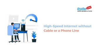 High-Speed Internet without Cable or a Phone Line