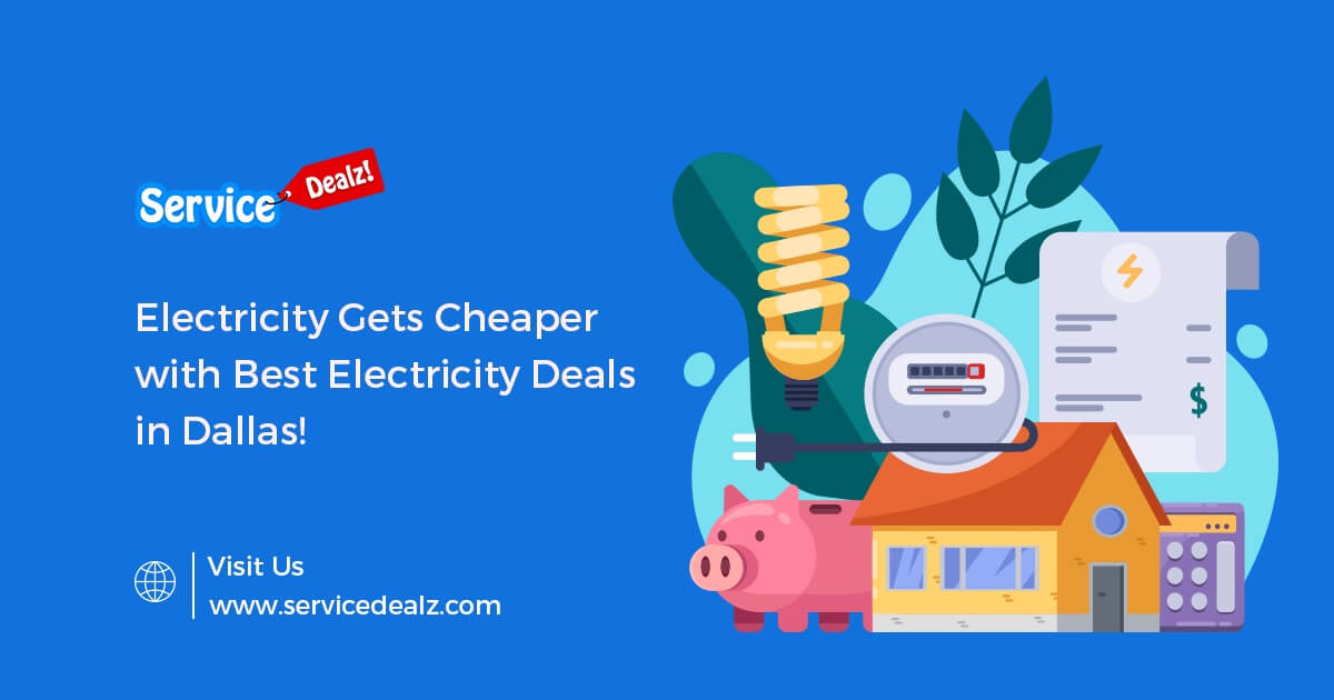 Best Electricity Deals in Dallas
