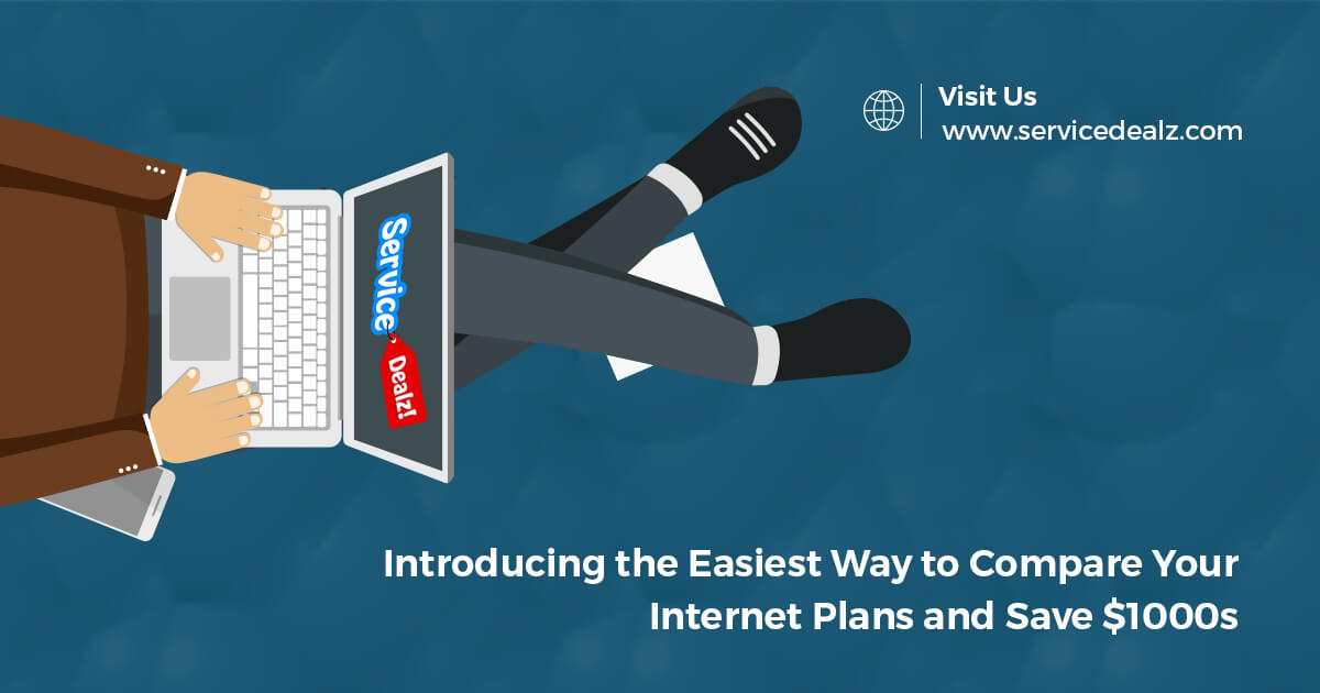 Easiest Way to Compare Your Internet Plans