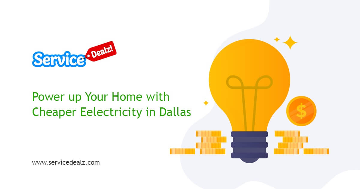 Cheaper Electricity in Dallas