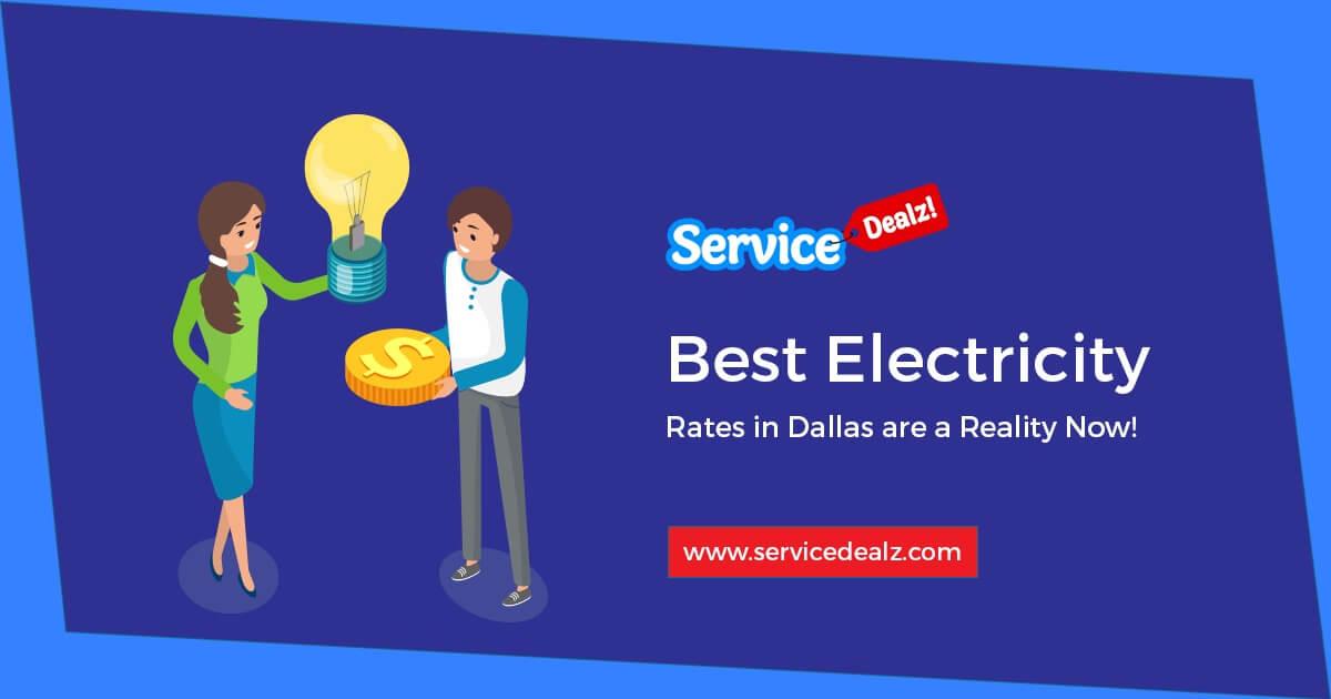 Best Electricity Deals in Dallas