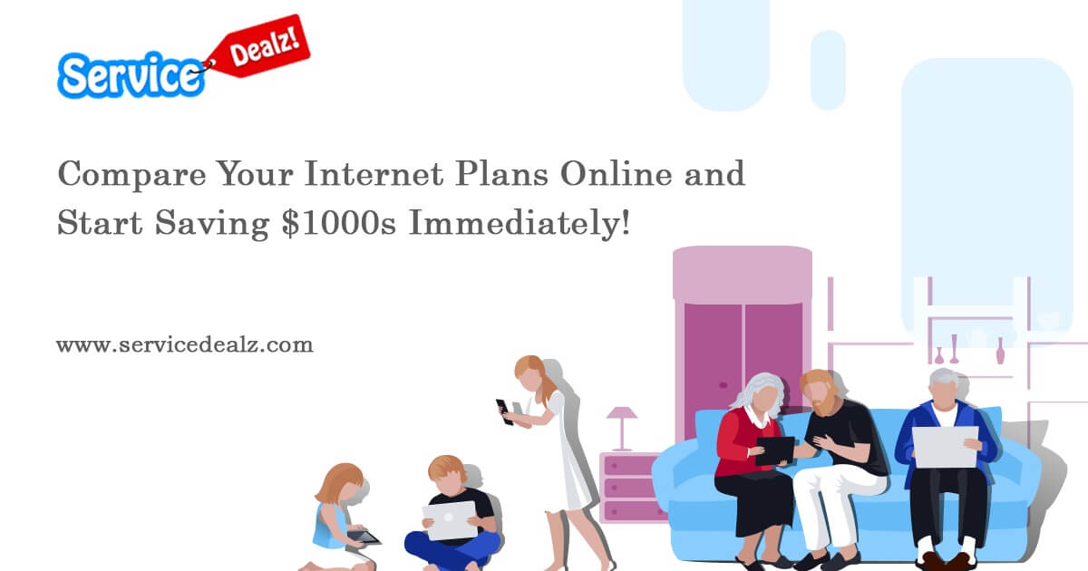 Compare Your Internet Plans