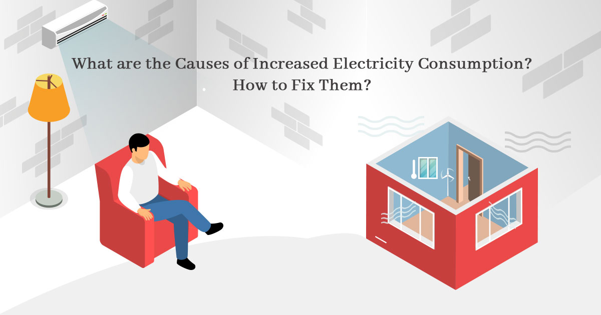 Increased Electricity Consumption