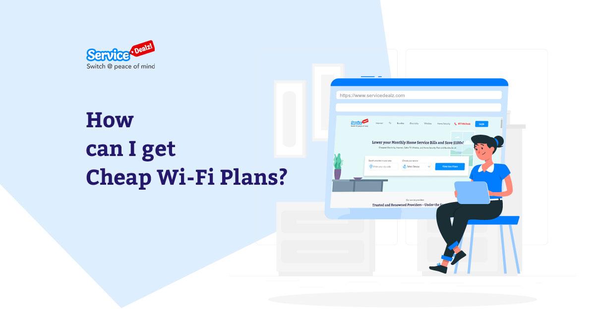 Cheap WiFi Plans