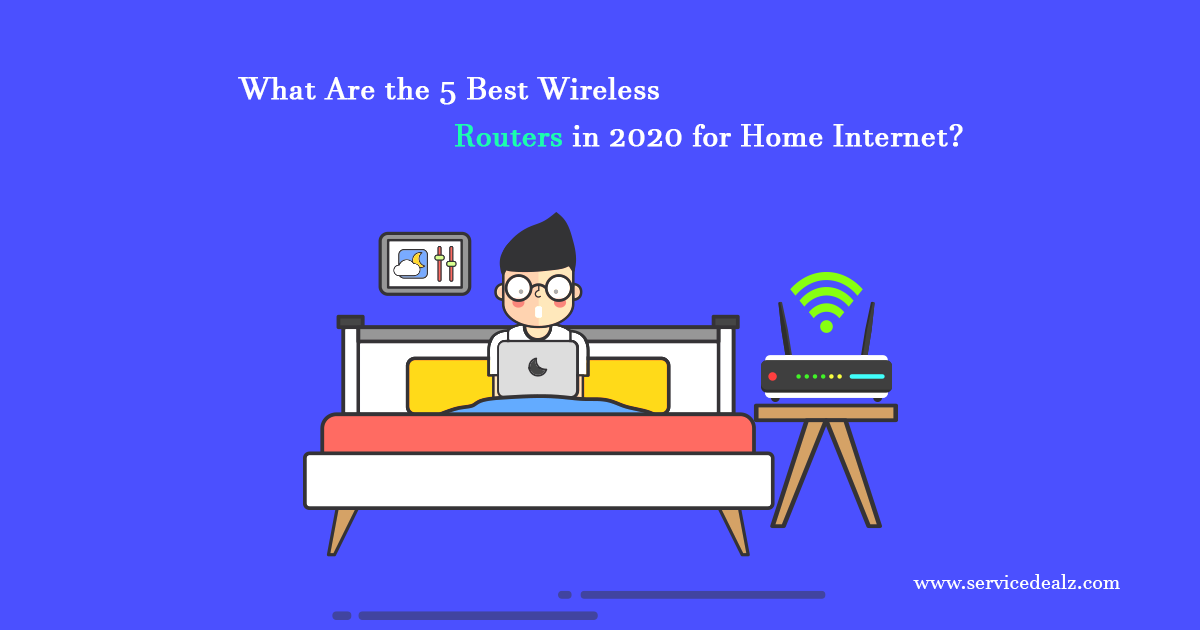 5 Best Wireless Routers for Home Internet