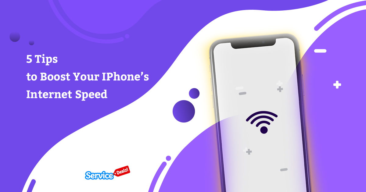 Tips to Boost Your iPhone's Internet Speed