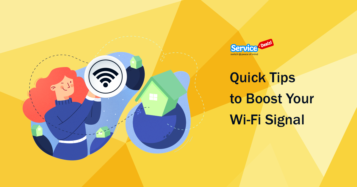 Quick Tips to Boost Your Wi-Fi Signal