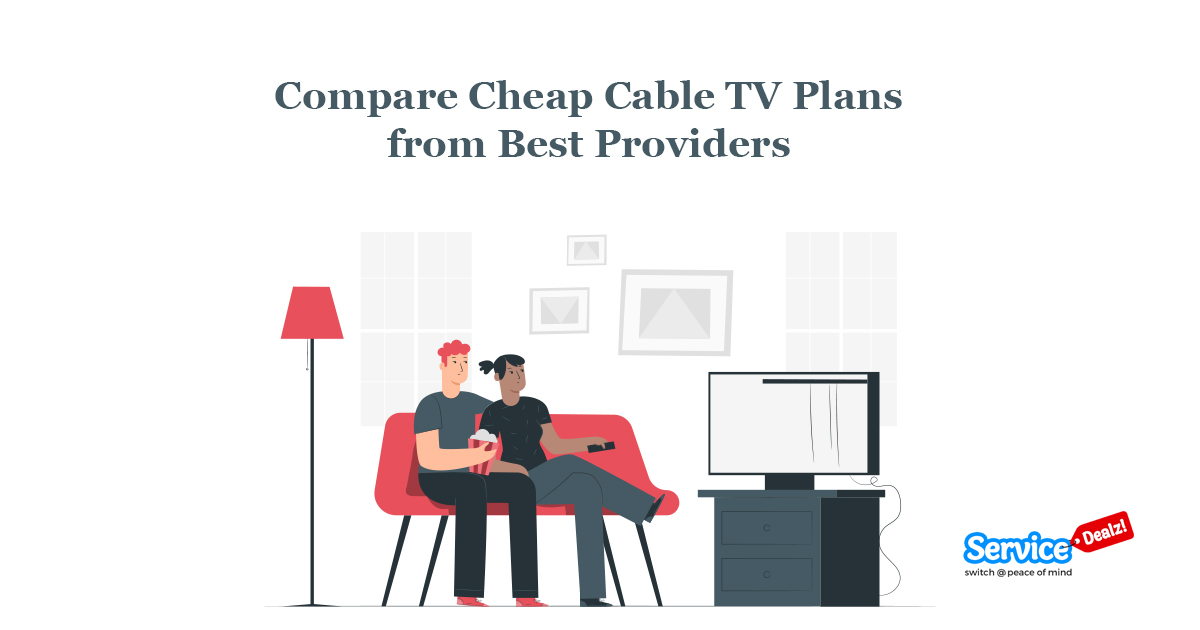 Compare Cheap Cable TV Plans