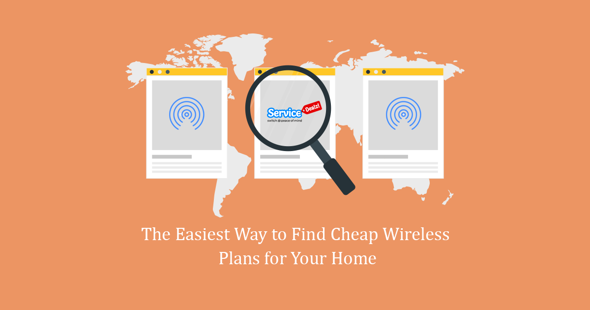 Cheap Wireless Plans for Your Home