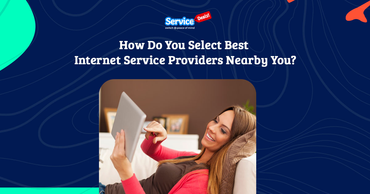 Best Internet Service Providers Nearby You