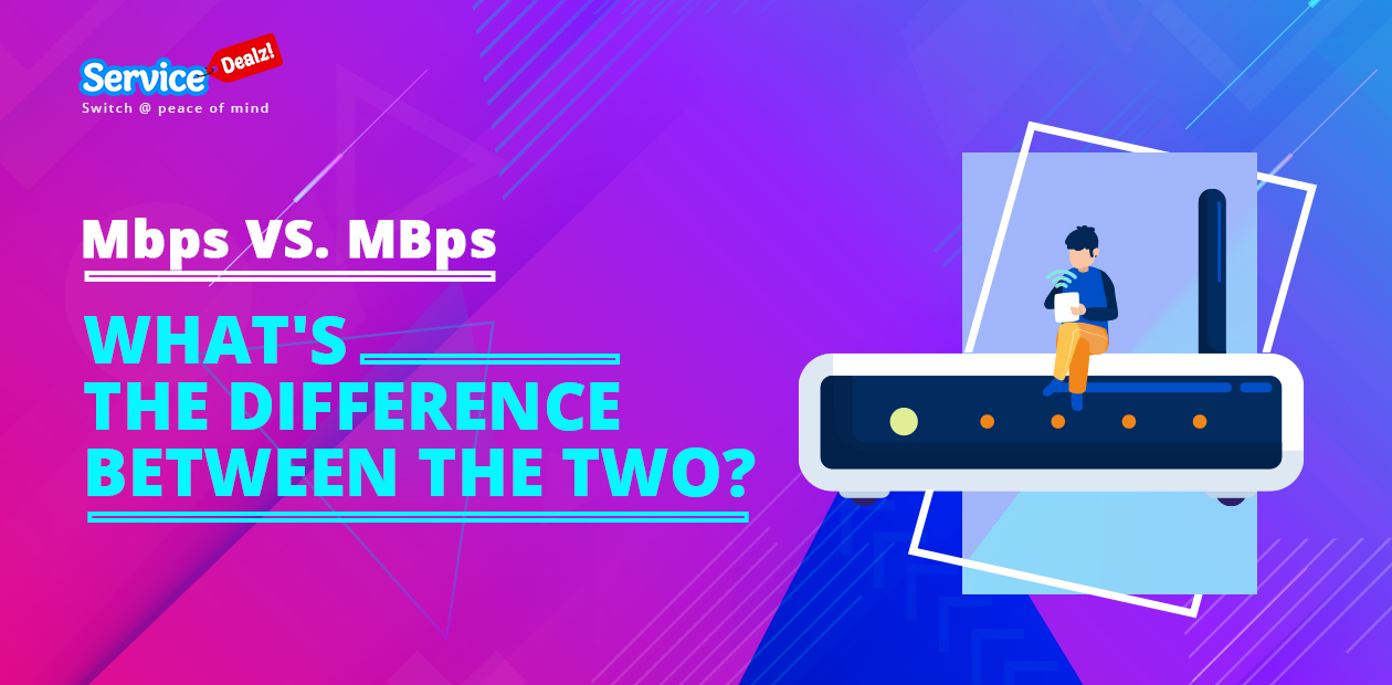 Mbps vs. MBps: What's the Difference Between the Two?