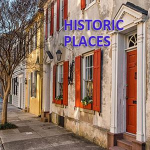 Historic Palces
