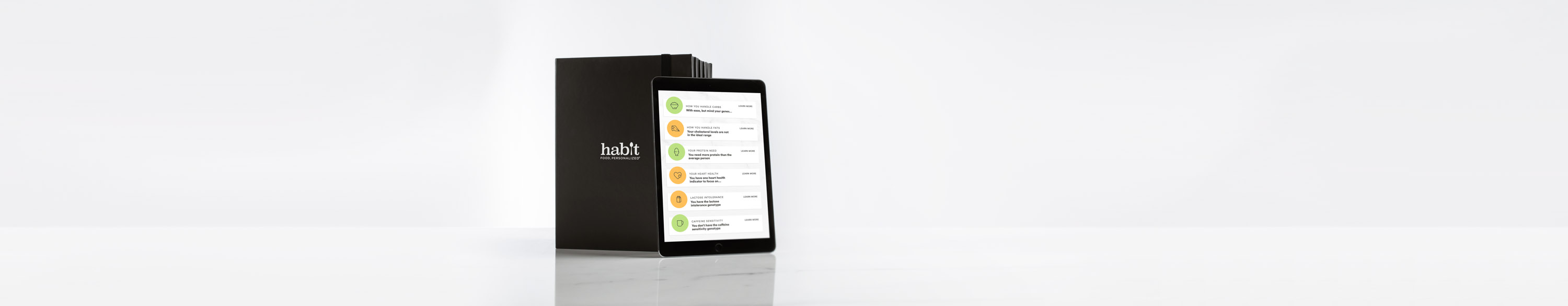 Habit Personalized Nutrition Testing Kit