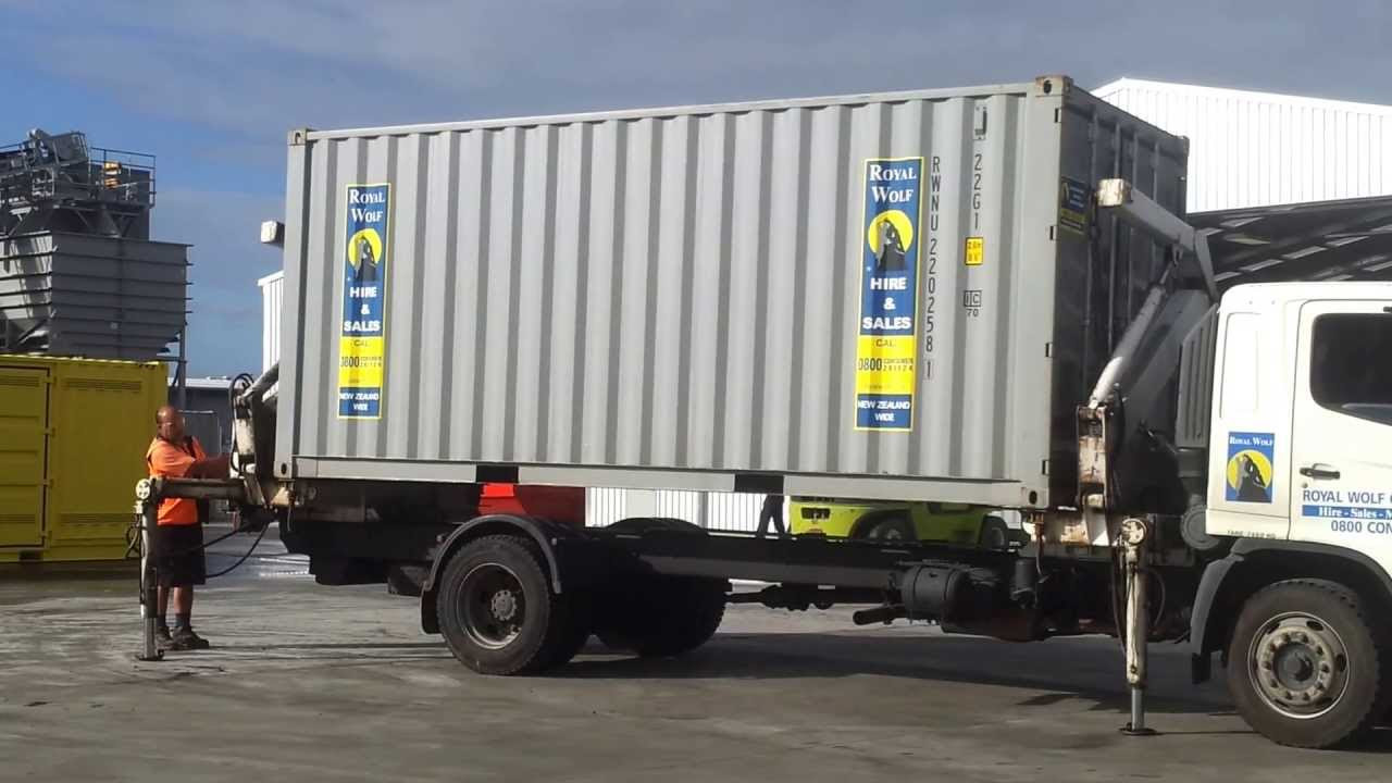 Container Removalists