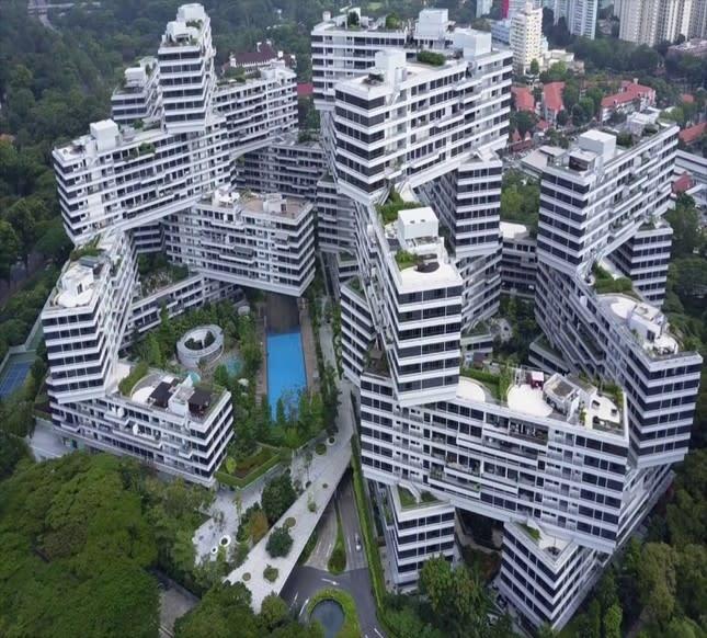 The Interlace condominium