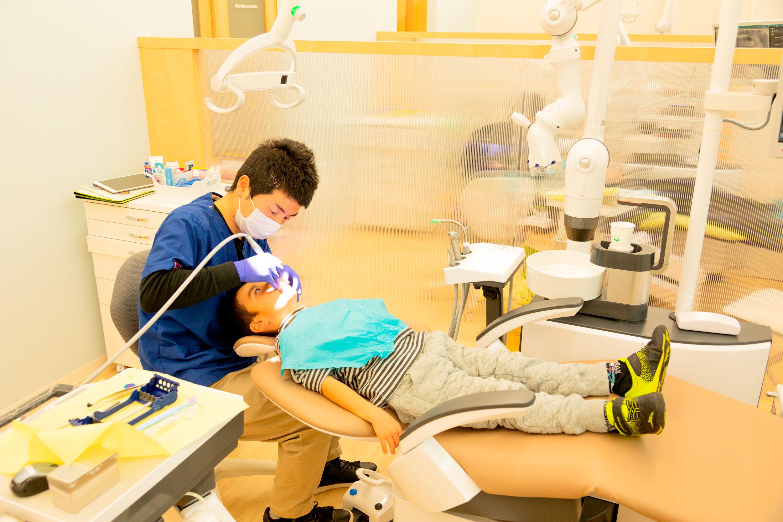 向洋みらい歯科スタッフ
