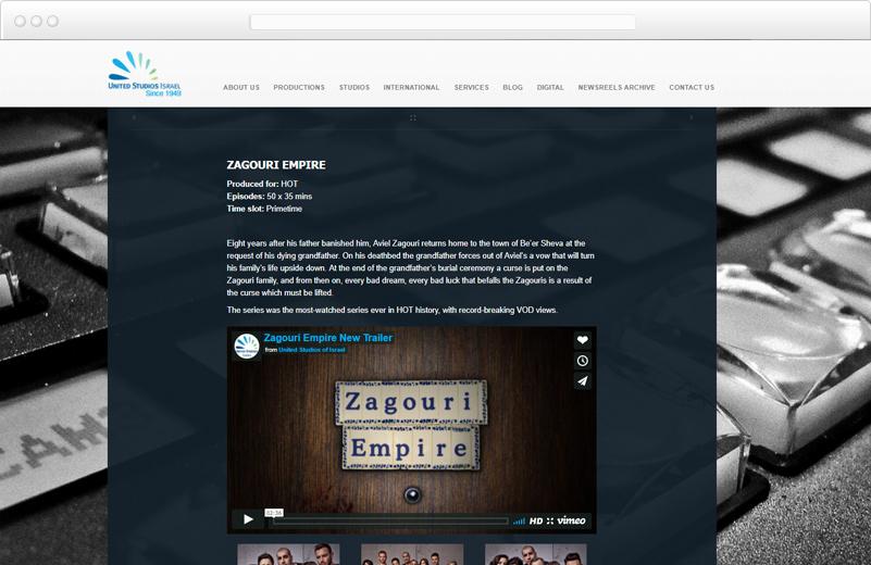 הקמת אתר עבור אופלני הרצליה