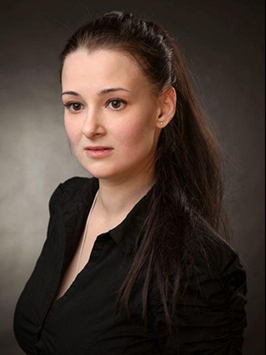 Юлия Чернова после завершения карьеры в кино решила стать преподавателем