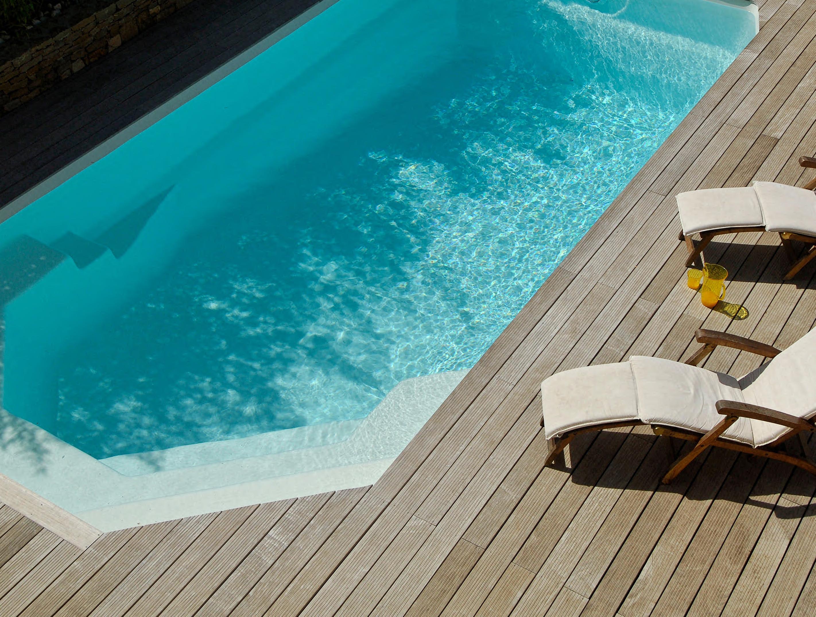 piscine Majorelle