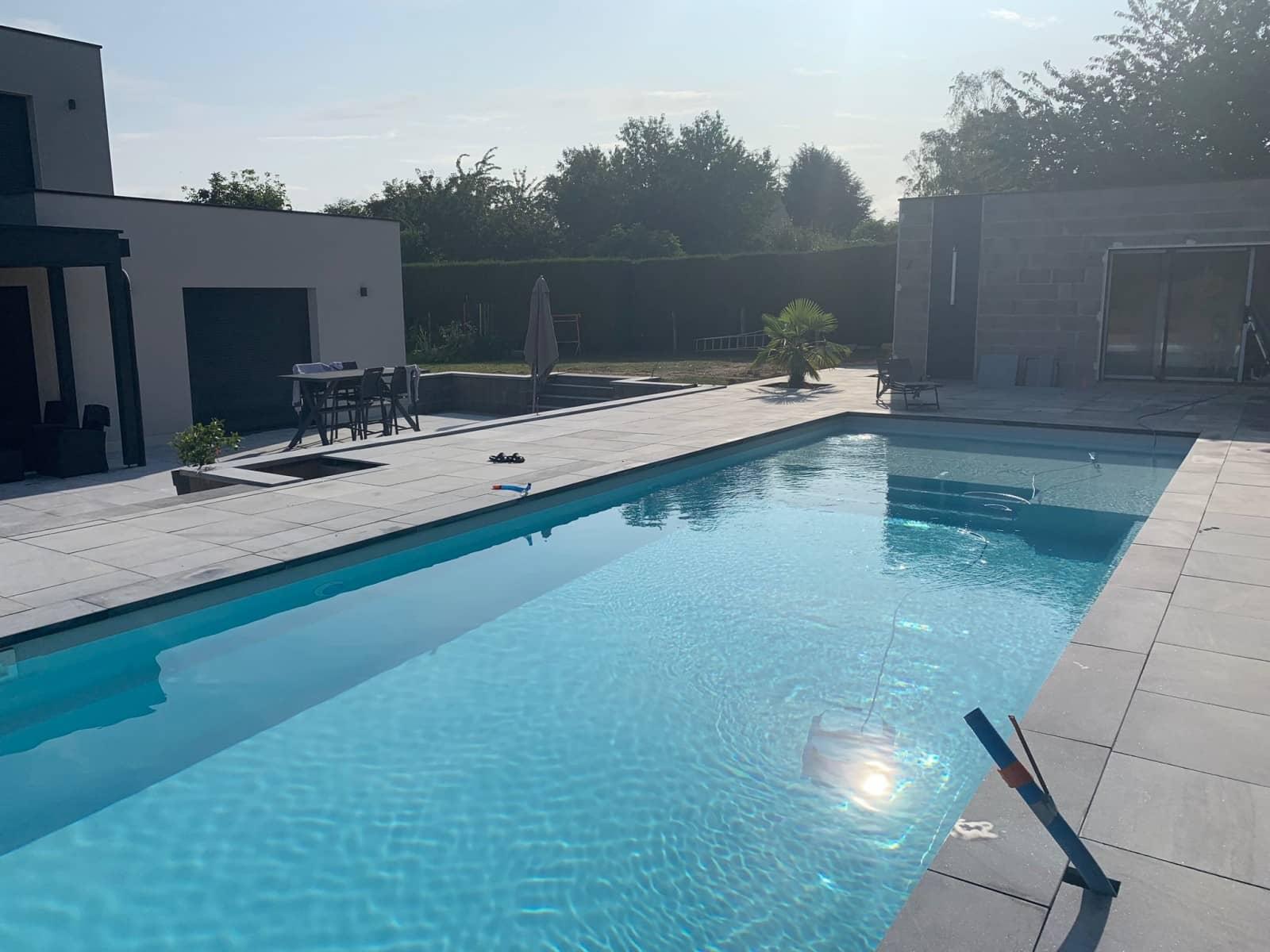 piscine Sherry Lounge Beach