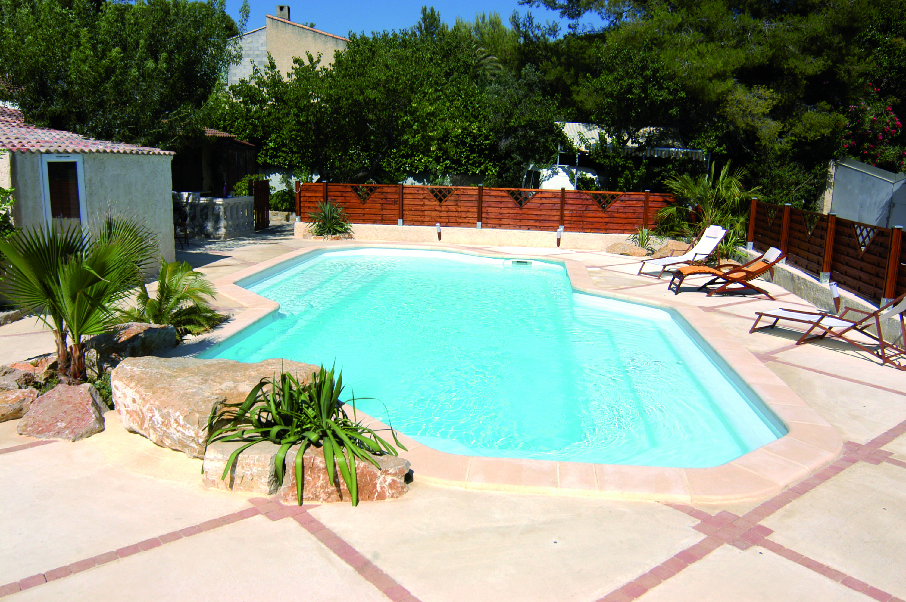 piscine Spicy Paradise