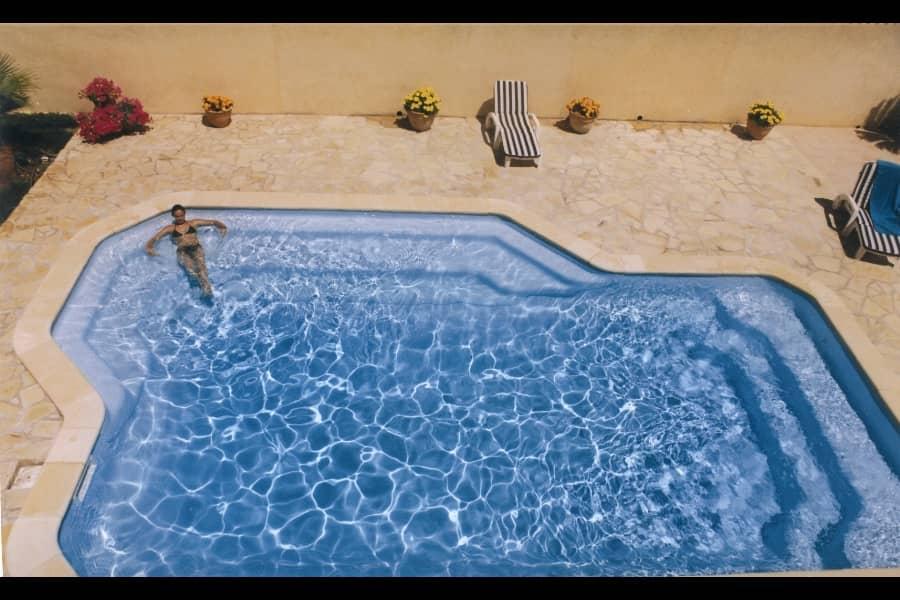 piscine Lagoon Tropical