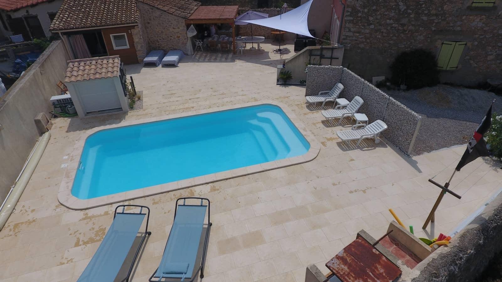 piscine Récif