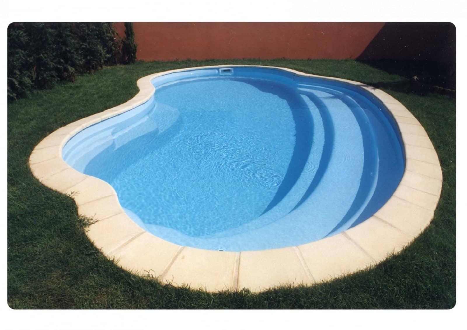 piscine Blue Coconut
