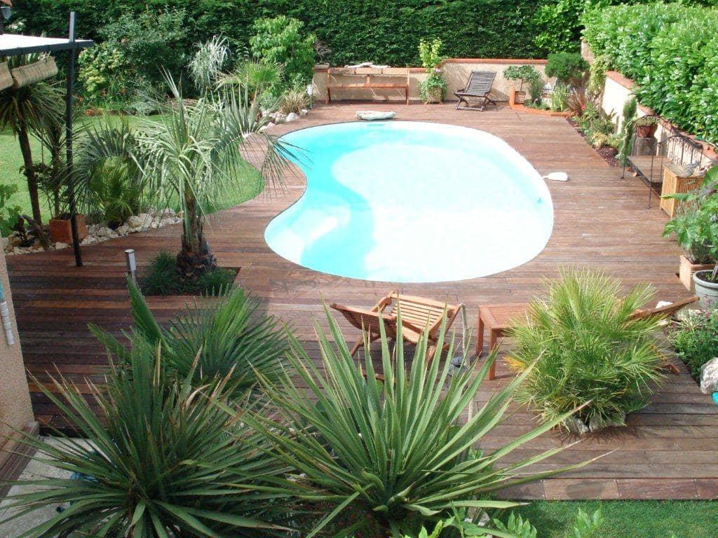 piscine Blue Island