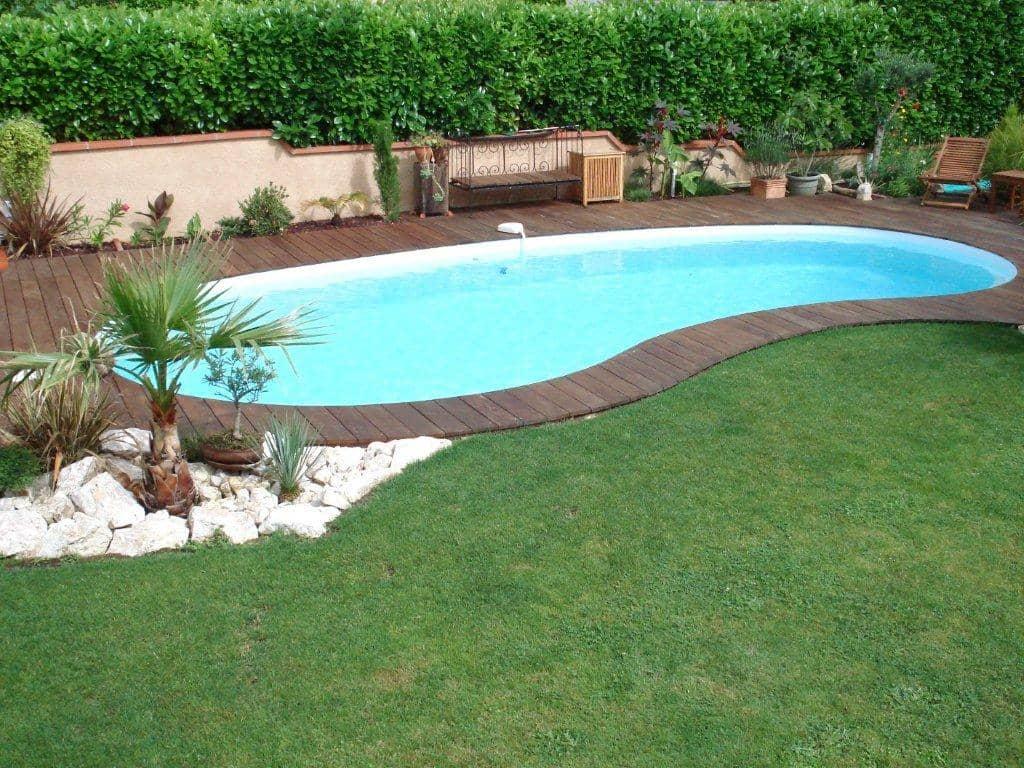 piscine Blue Pearl