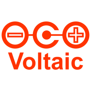 logo for Voltaic Systems
