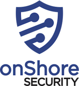logo for onShore Security