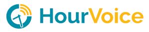 logo for HourVoice