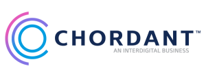 logo for Chordant, an InterDigital business